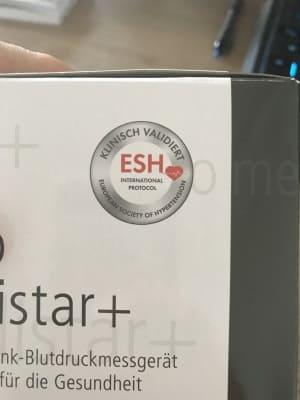 Boso Medistar-plus - ESH