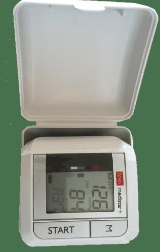 Boso Medistar-plus -Messgerät in der Box