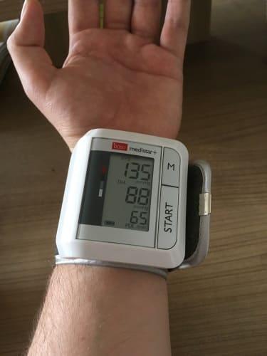 Boso Medistar-plus - Messung