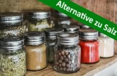 Gewürze - Super Alternative zu Salz - verfeinert das Essen auf wundervolle Art und Weise