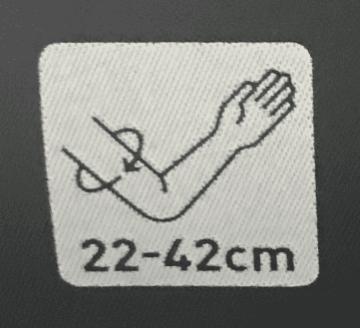 Manschettengröße Omron M500 22-42