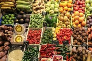Ernährung mit Obst und Gemüse bei Bluthochdruck