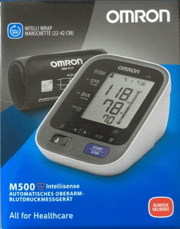 Omron M500 - Intro
