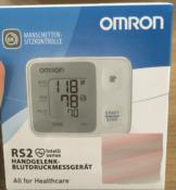 Omron RS2 Paket-Bild