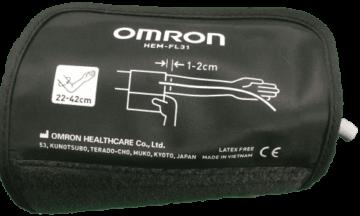 Omron M400 - Hartschalen-Manschette